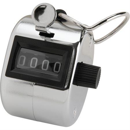 4-number Tally Counter