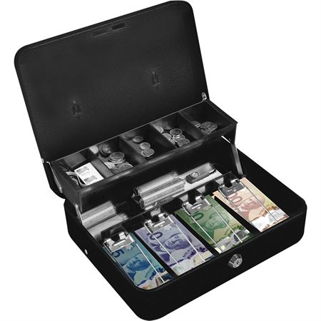 Liftt Tray Lockable Cash Box