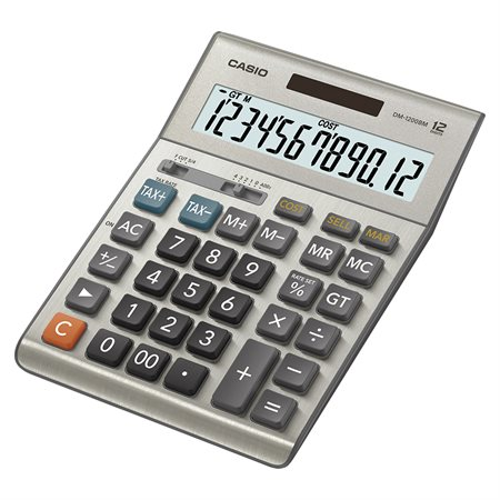 Calculatrice de bureau DM1200BM