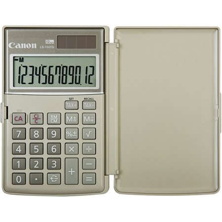 LS154TG Handheld Calculator