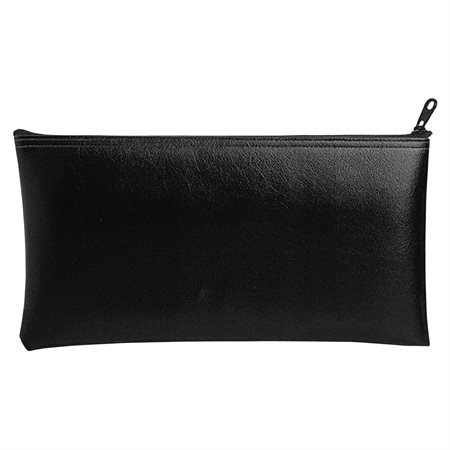 Leatherette Vinyl Zipper Wallets