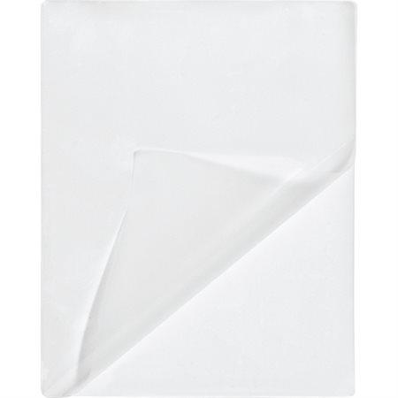Pochette de plastification de format lettre