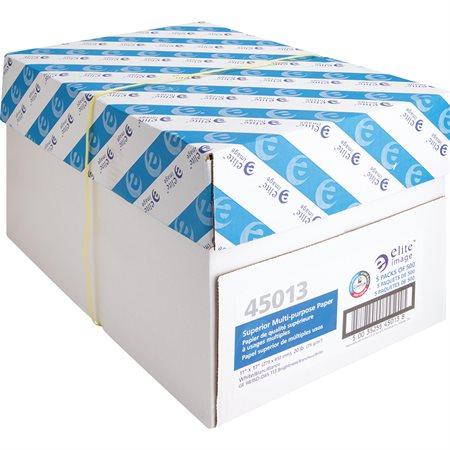 Papier multi usage supérieur Elite® image Boîte de 2500 (5 paquets de 500) format 11 x 17 po