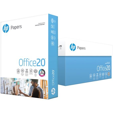 HP Office Ultra White paper