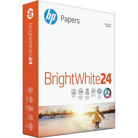 Papier  HP Bright White 24