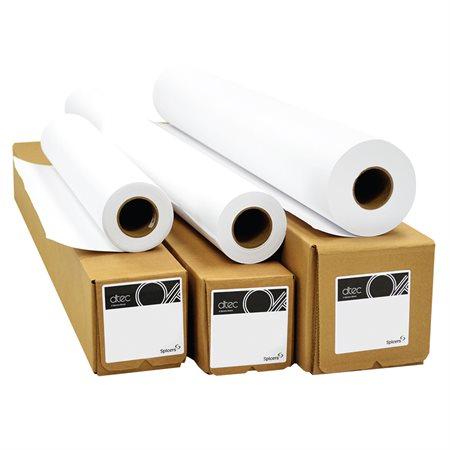 dtec® Wide Format Paper Rolls