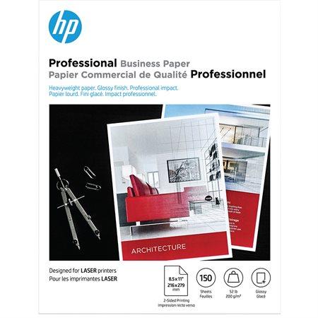 Papier d'affaire professionnel HP
