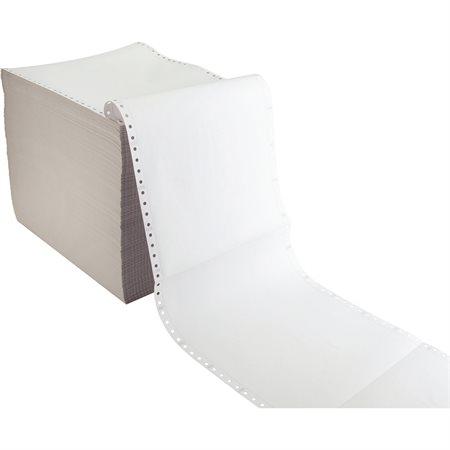 Papier autocopiant à impression matricielle