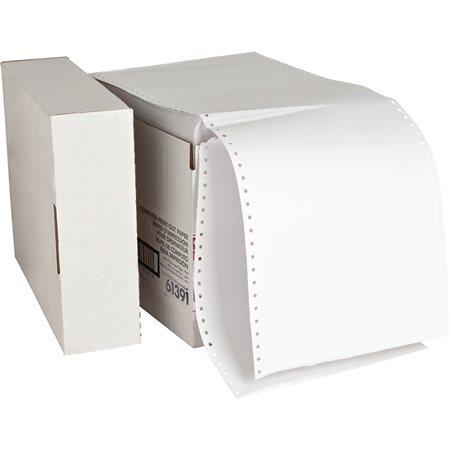 Papier continu Boîte de 2550