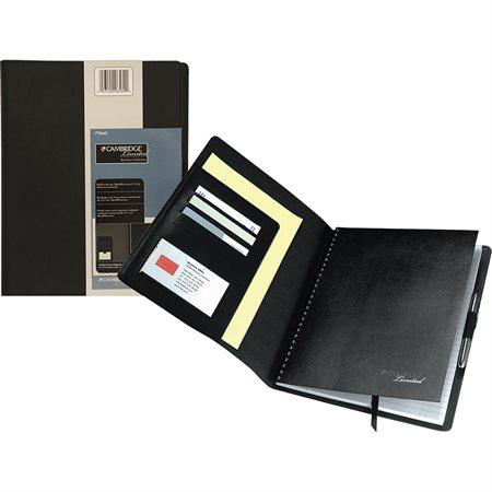 Couverture de cahier rechargeable