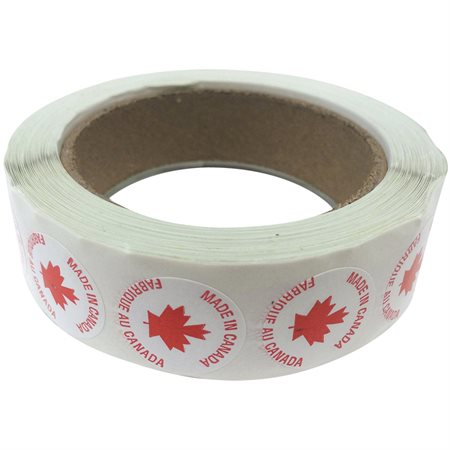 Made in Canada - Shipping Labels