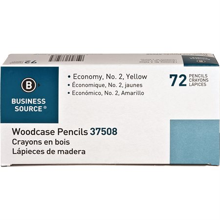 Woodcase Pencils