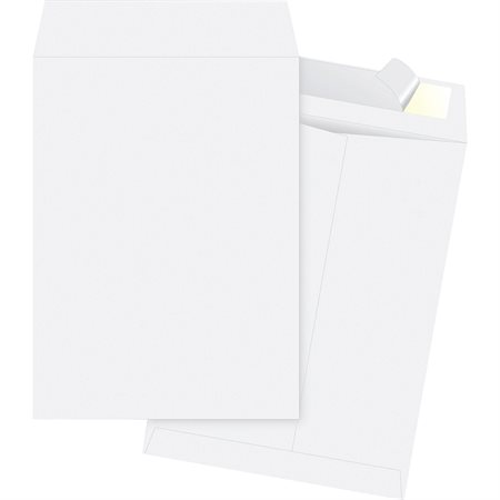 Enveloppe en Tyvek® à bout ouvert 10 x 13 po.