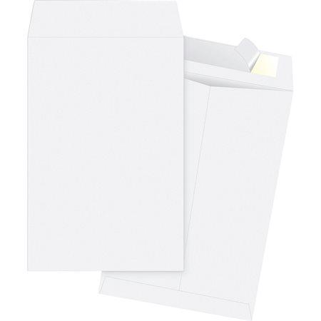 Enveloppe en Tyvek® à bout ouvert 6 x 9 po.