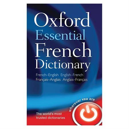 Dictionnaire Oxford Essentiel Français