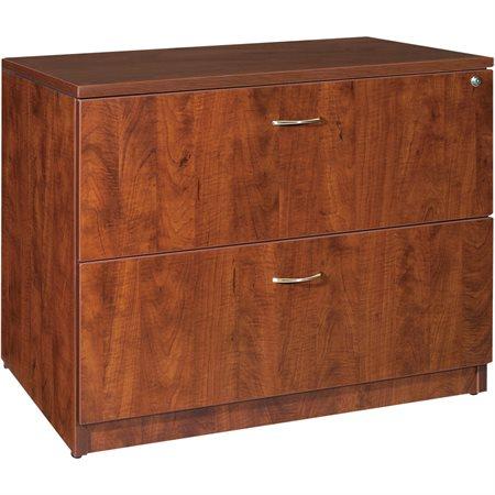 Lateral 2-drawer Locking