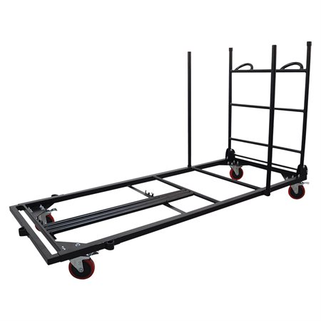 Rectangular Table Trolley Cart