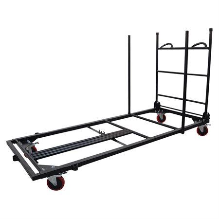 Chariot de table rectangulaire