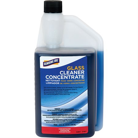 Non-Ammoniated Glass Cleaner