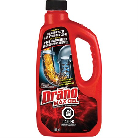 Nettoyant de canalisation Drano® Max Gel