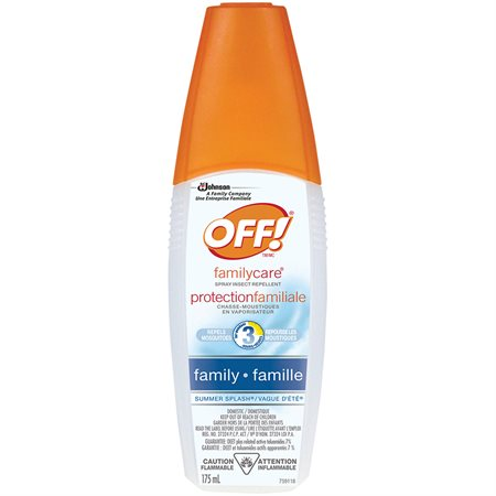 OFF!® Family Care Spray