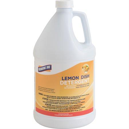 Liquide à vaisselle au parfum de citron 3,78 L