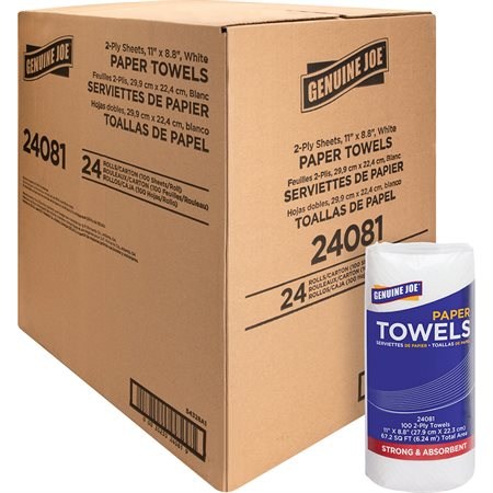 Household Roll Paper Towels