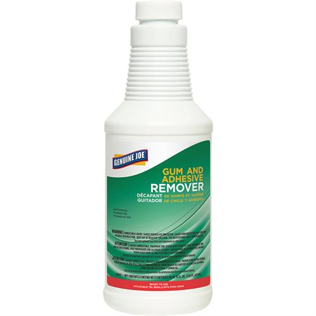 Gum and Adhesive Remover