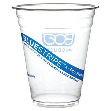 BlueStripe Cold Drink Cups