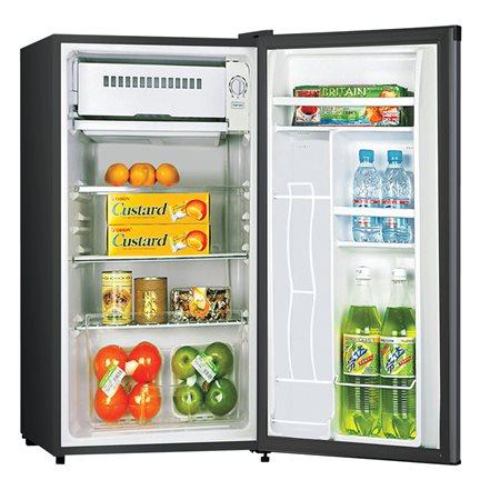 Réfrigérateur compact noir