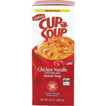 Soupe instantanée Cup-a-Soup