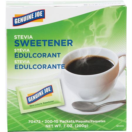 Stevia Artificial Sweetener