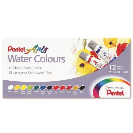 Watercolor Paint Set