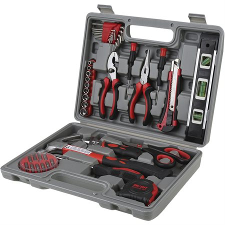 42 Pieces Tool Kit With Case