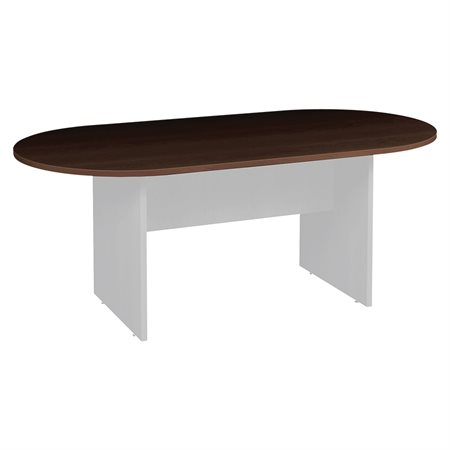Table ovale extensible Surface de table Zen du soir