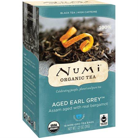 Thé biologique Numi