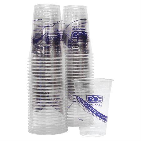 Gobelets pour boisson froide BlueStripe