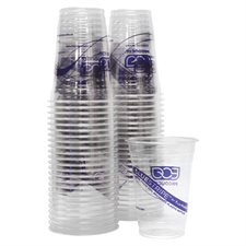 BlueStripe Cold Drink Cups