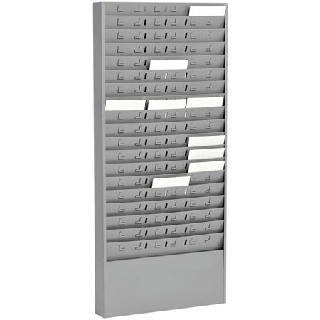 Time Card  /  Ticket Message Rack