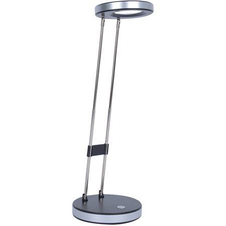 Round Telescoping LED Desk Lamp