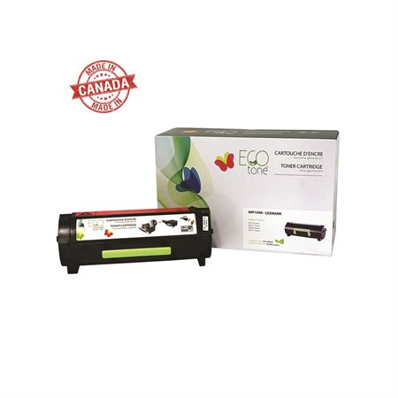 Lexmark recycled laser inktoner 60F1X00 RECY.TONER BK