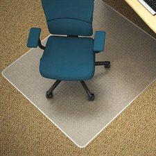 """Duramat® Chair Mat Without lip 46 x 60"""""""