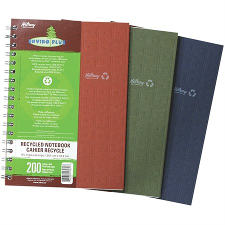 Enviro Plus™ Recycled Notebook