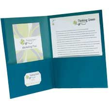 Earthwise™ 100% Recycled Report Cover