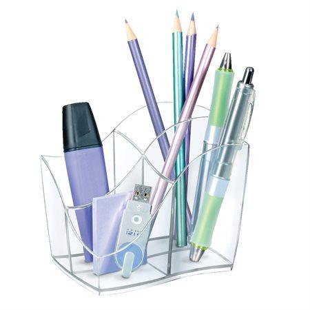 Pot à crayons Ellypse Crystal