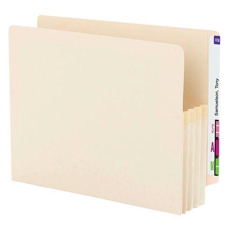 End Tab File Pocket