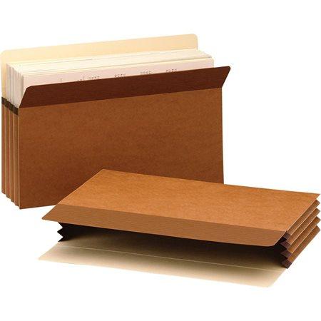 Pochette Easy Grip® Expansion : 3-1 / 2 po. format légal