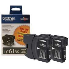 LC612PKS Ink Jet Cartridges Twin Pack