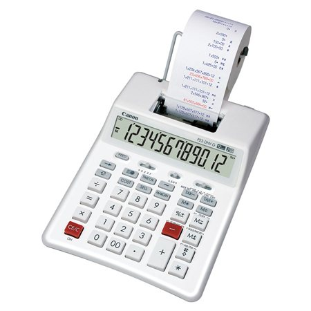 Calculatrice à imprimante P23-DHV G