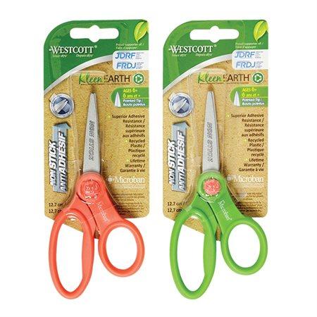 Non-stick scissors